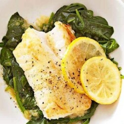 Healthy Quick & Easy Fish Recipe  Gem Lowes - Lifestyle Blogger