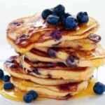 Blueberry protein pancakes | Gem Lowes - Lifestyle Blogger