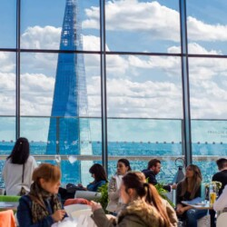 What to do at The Shard in London