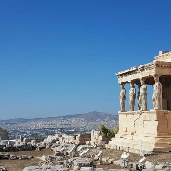 8 Cool Areas to Stay in Athens Greece