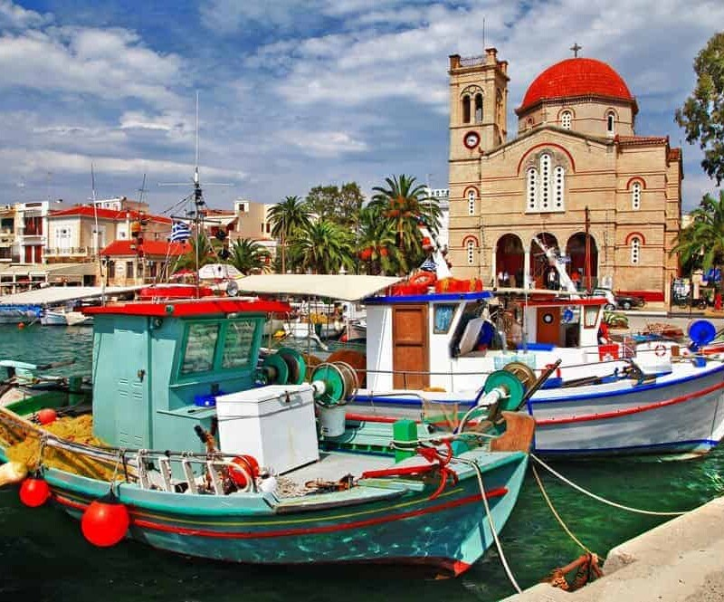 Top 5 things to do in Aegina, Greece